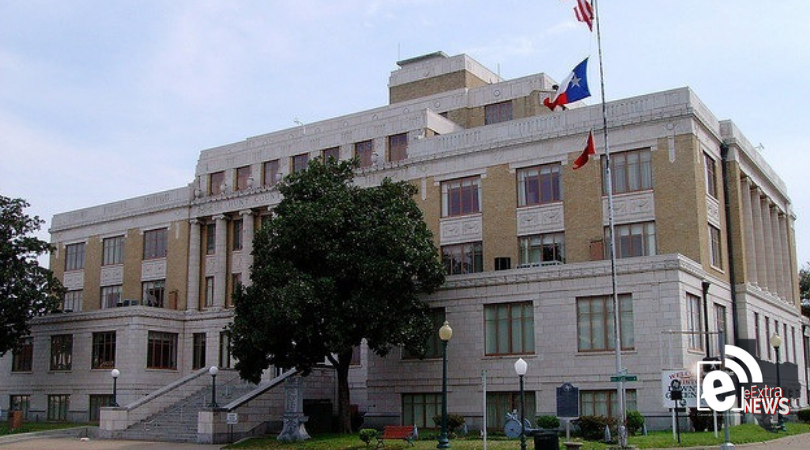 hunt county courthouse