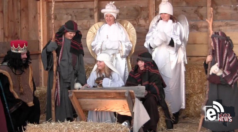 Live nativity scene to return to Hunt County Courthouse