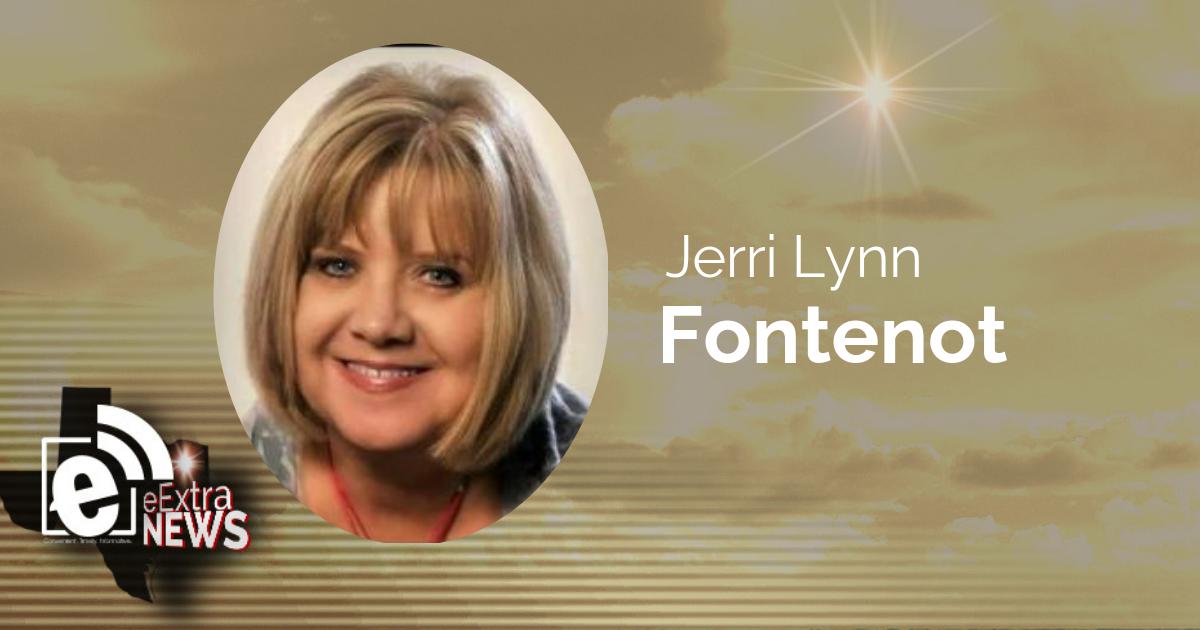 Jerry Lynn Fontenot of Greenville, Texas