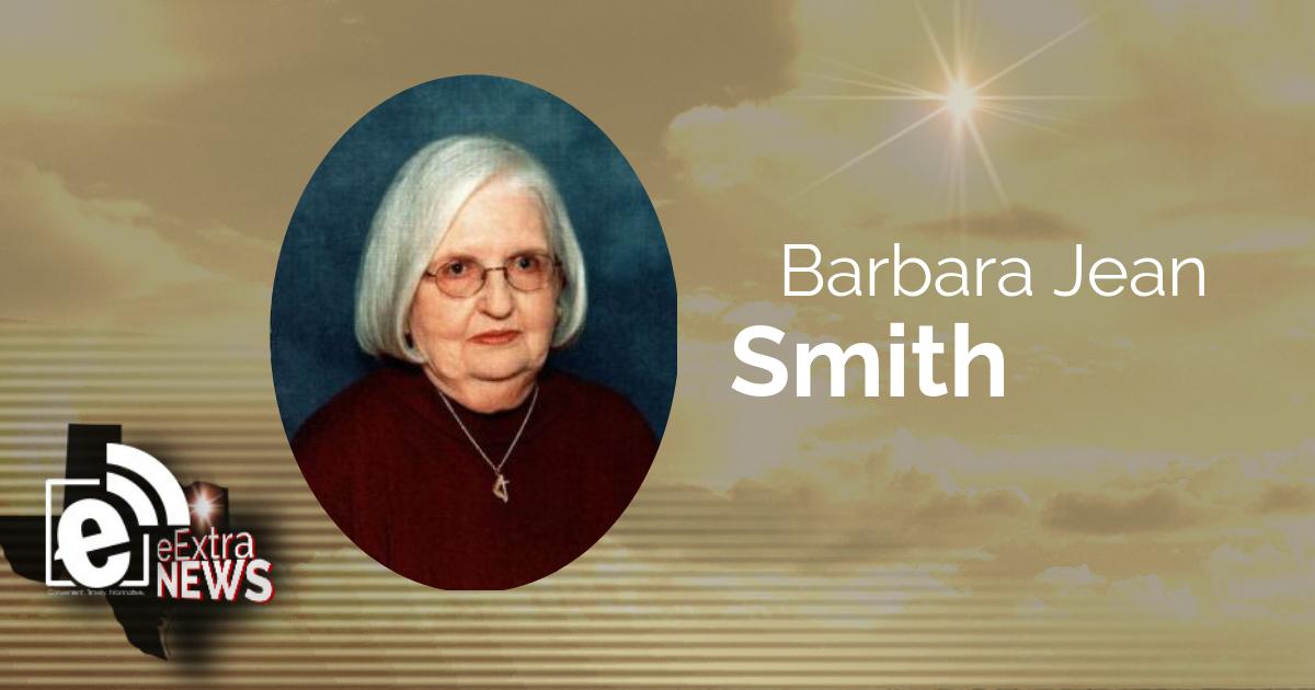 Barbara Jean Smith of Greenville, Texas