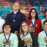 GISD Destination Imagination teams take 10 top spots in regional competition; 6 advance to state
