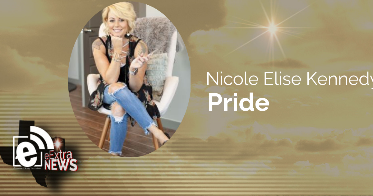Nicole Elise Kennedy Pride of Greenville, Texas