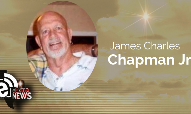 James Charles Chapman, Jr. of Greenville, Texas