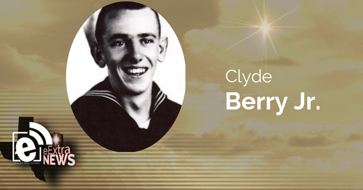 Clyde Berry Jr. of Cumby, Texas
