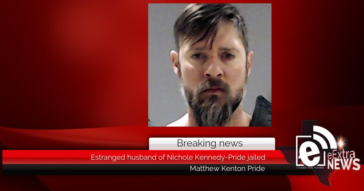 Estranged husband of Nicole Kennedy-Pride jailed