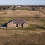 Three bedroom home for sale in Celeste, Texas || $189,999