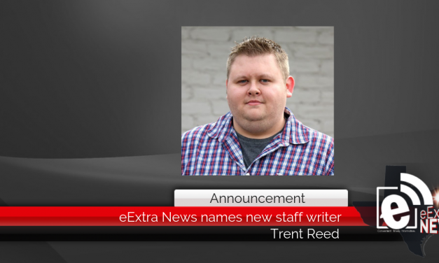 eExtra News names new staff writer || Trent Reed