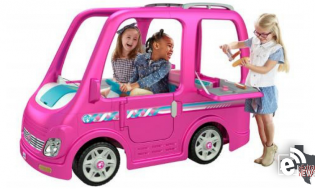 RECALL: Fisher-Price recalls Barbie Dream Camper