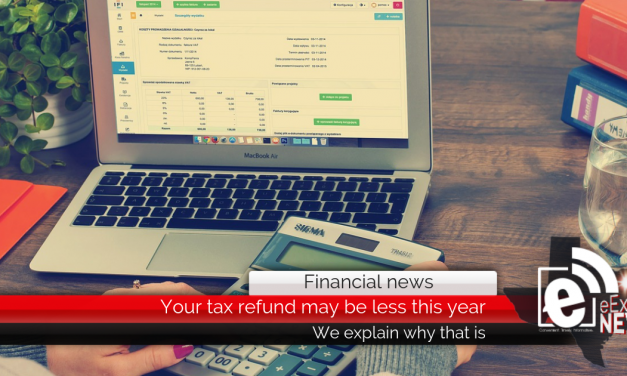 Your tax refund may be less this year