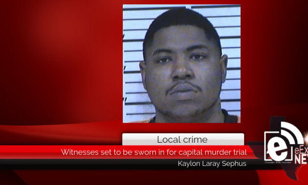 Witnesses set to be sworn in for capital murder trial