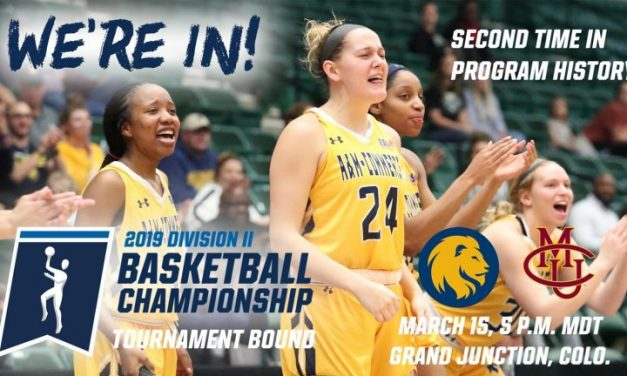 Second time in history, TAMU-C Women's Basketball qualifies for NCAA Reg. tournament
