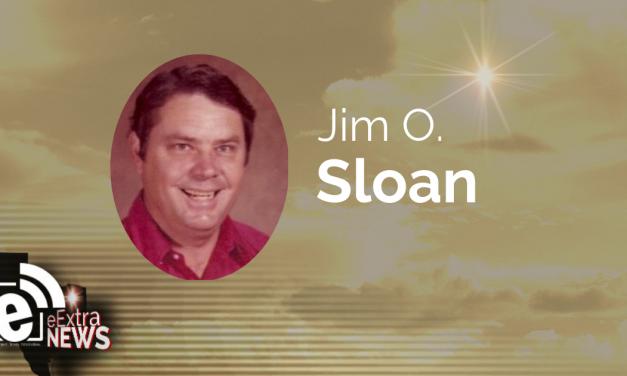 Jim O. Sloan of Talco, Texas