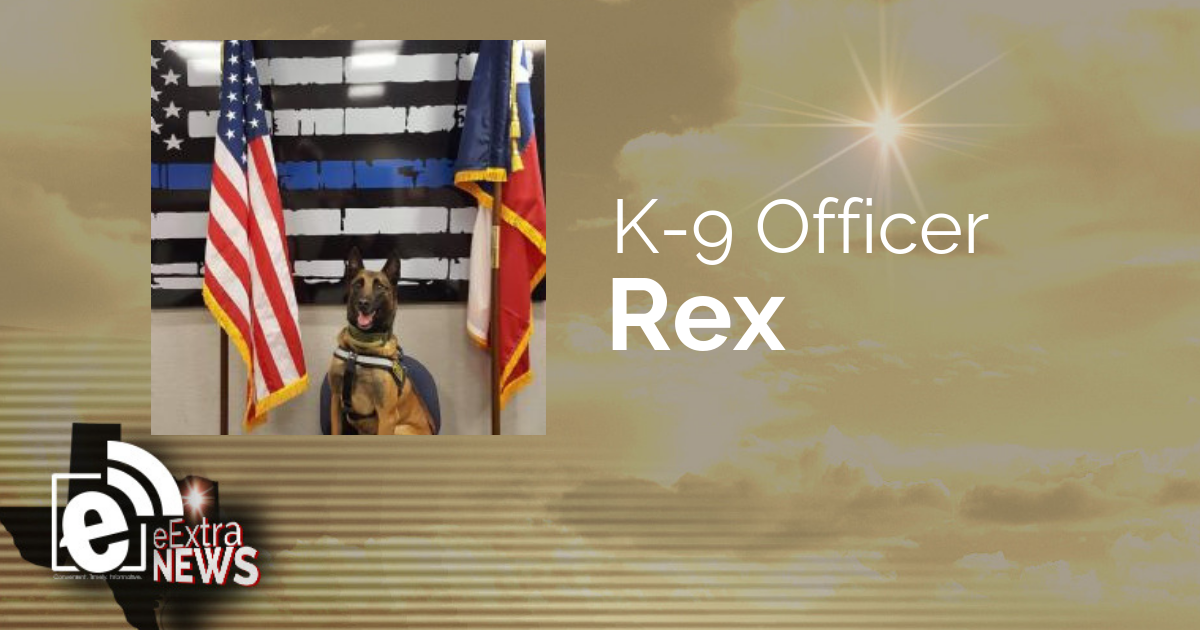 K-9 Officer Rex || Obituary