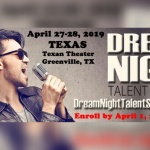 Dream Night Talent Search hosted at Texan Theater on April 27-28