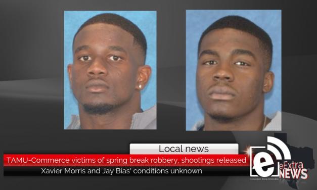 UPDATE: Identities of TAMU-Commerce victims of spring break robbery, shootings released
