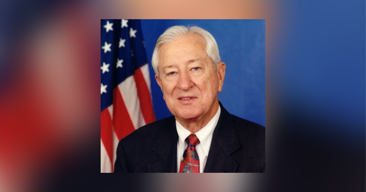 BREAKING: Former U.S. Rep. Ralph Hall dies