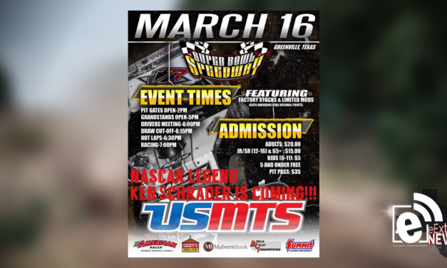 NASCAR legend Ken Schrader to be at Super Bowl Speedway this weekend