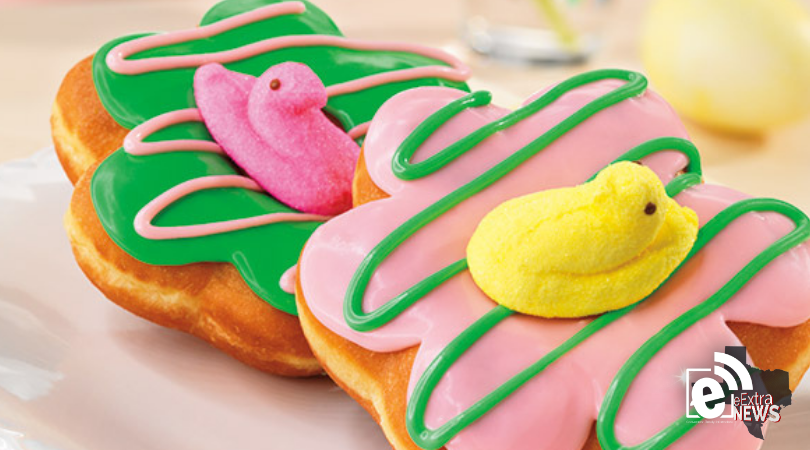 Dunkin' Donuts to combine donuts and PEEPS to create a culinary creation like no other