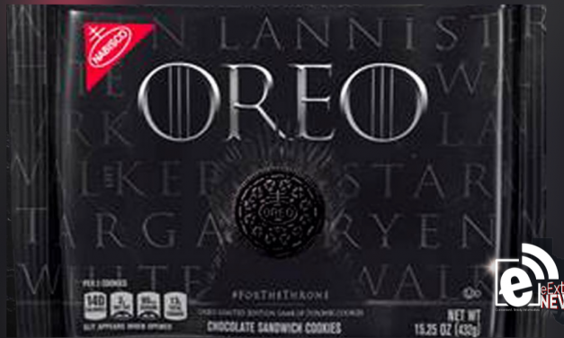 Game of Thrones Oreos are coming || #ForTheThrone