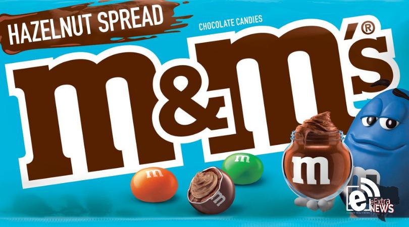 M&M's introduces hazelnut candies that taste like Nutella