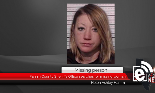 MISSING PERSON: Helen Ashley Hamm