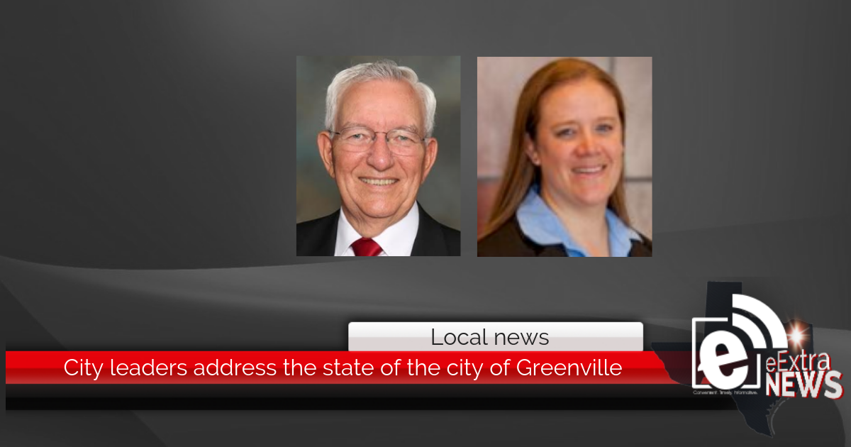 City leaders address the state of the city of Greenville