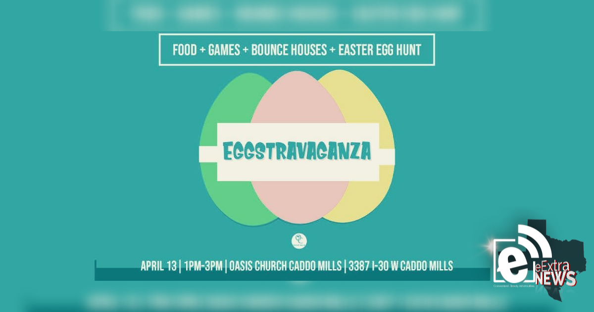 Oasis Church to hold Easter Egg Hunt rescheduled to April 20