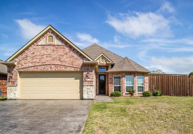 Four bedroom home for sale in Greenville, Texas    $229,900