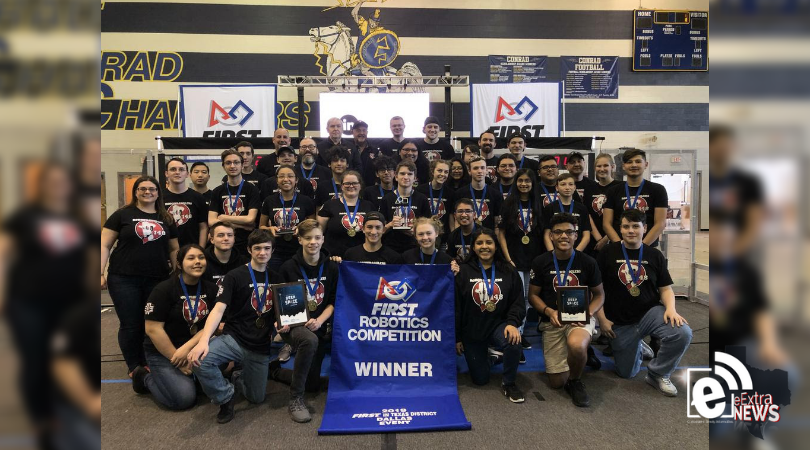 GISD RoboWranglers win Dallas district event